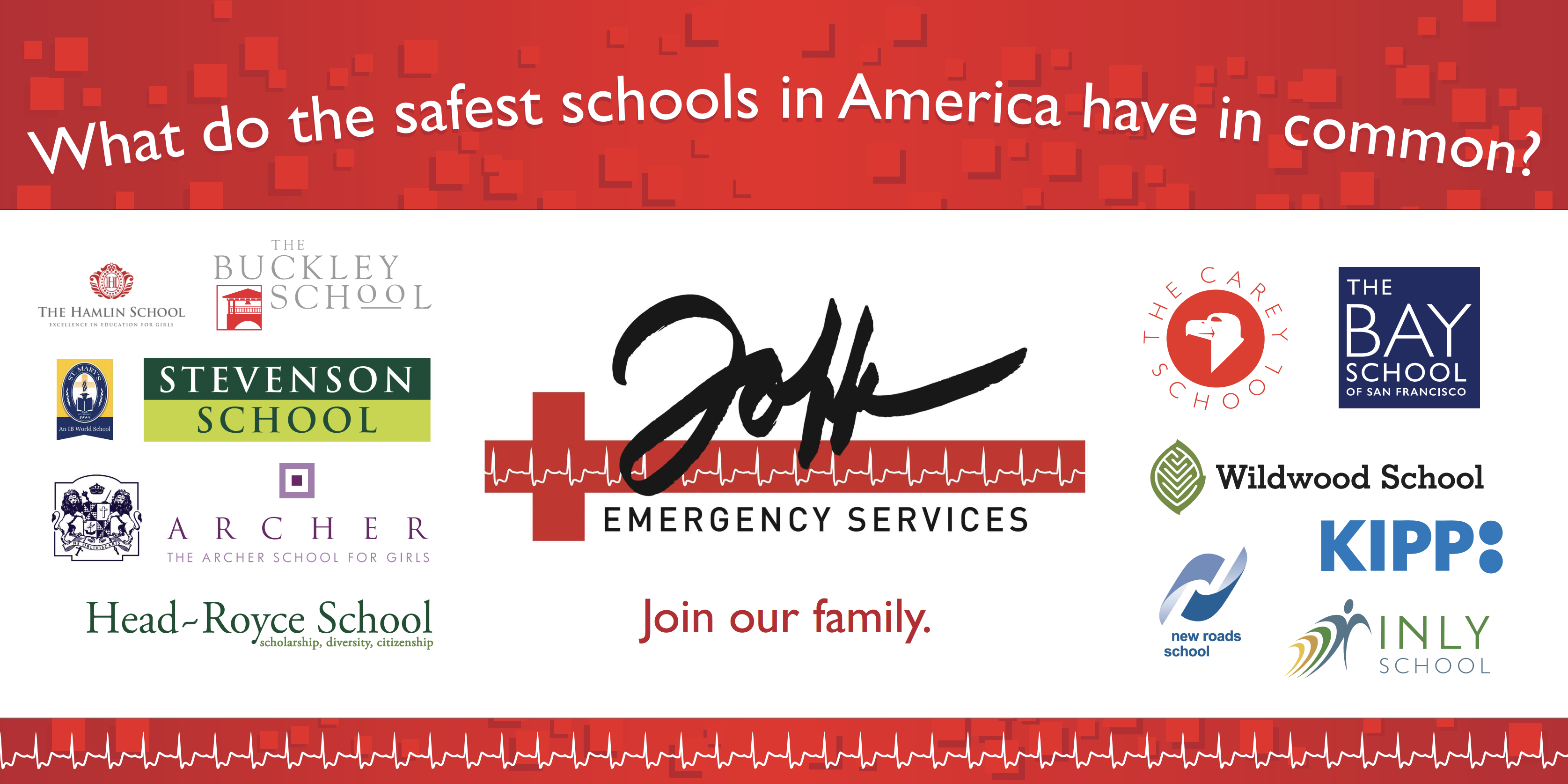 What do the safest schools in America have in common?